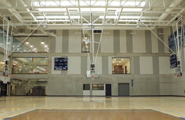 Basketball & Gymnasium Equipment