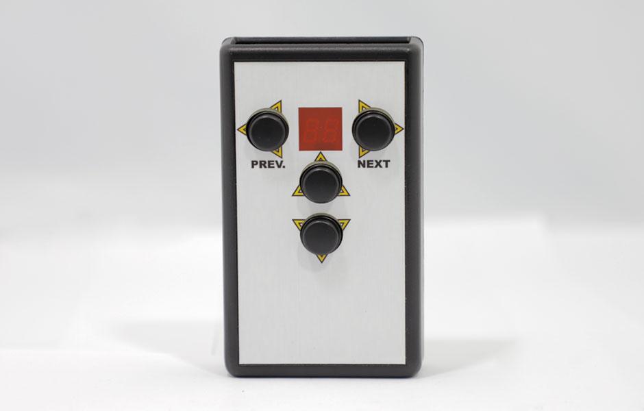 Wireless Winch Control